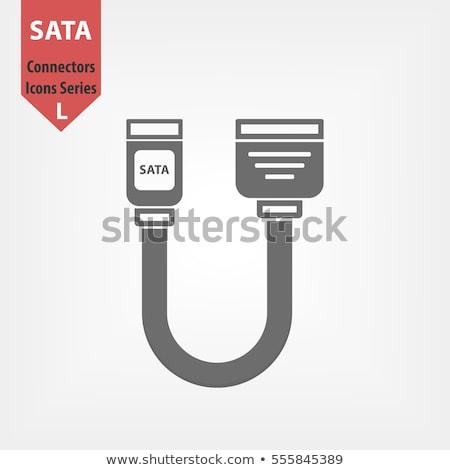 elektrownia · energii · ikona · projektu · elektryk · zespołu - zdjęcia stock © sahua