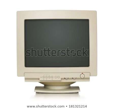 crt monitor Stock photo © devon