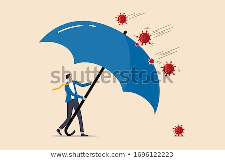 Controlling Company Risks - Business Concept. Stock photo © tashatuvango