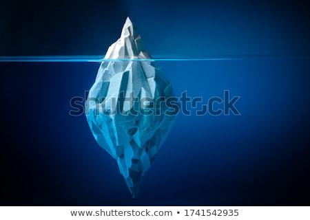 tip of the iceberg stock photo © lightsource