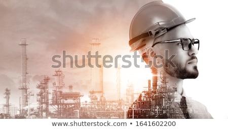 energia · armazenamento · aterrissagem · página · bateria - foto stock © -talex-