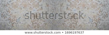 Banner vecchio grigio texture Foto d'archivio © Illia