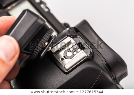 camera flash unit stock photo © restyler