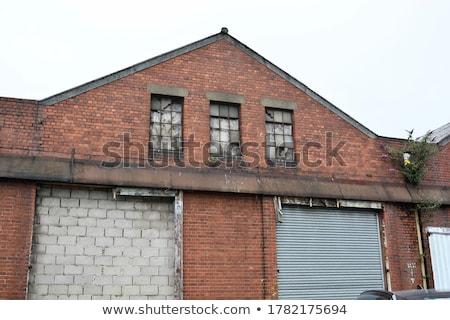 old industrial building Stock photo © FOKA