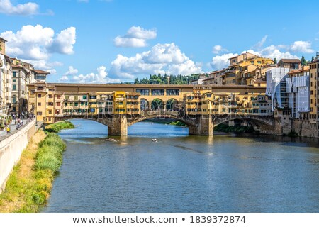 Bridge crossings, Florence OR. stock photo © Rigucci