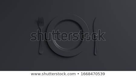 Ceramic dishware Stock photo © ABBPhoto