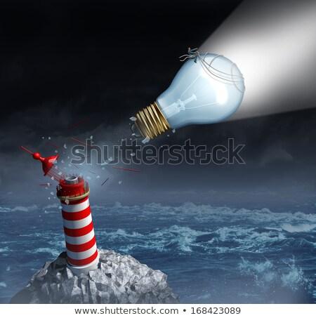 独自の 制御 強い 創造 ストックフォト © Lightsource
