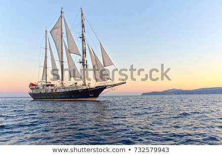 Sail Ship Mast Stock photo © rghenry