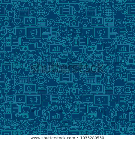 marketing vector background stock photo © burakowski