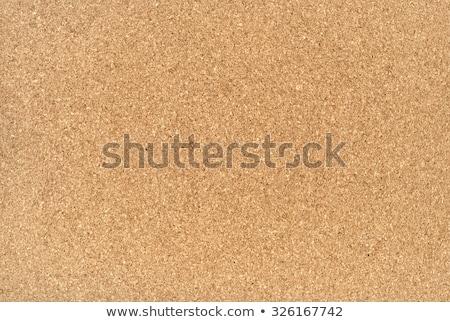 Kurk textuur warm bruin hout Stockfoto © stevanovicigor
