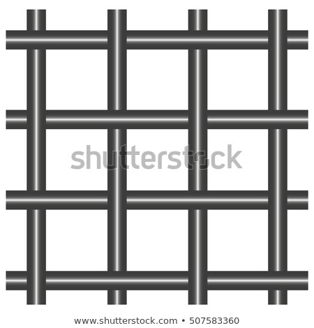 Dark Grid Seamless Pattern with Web Icons Stock photo © Voysla