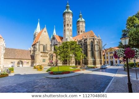 Naumburg cathedral  Stock photo © LianeM