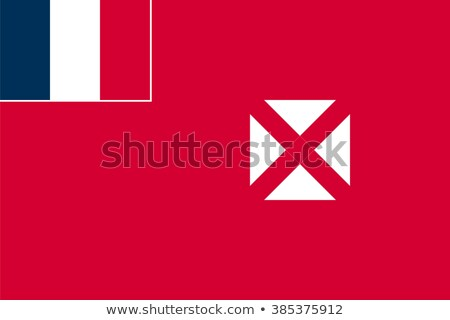 France and Wallis and Futuna Flags Stock photo © Istanbul2009