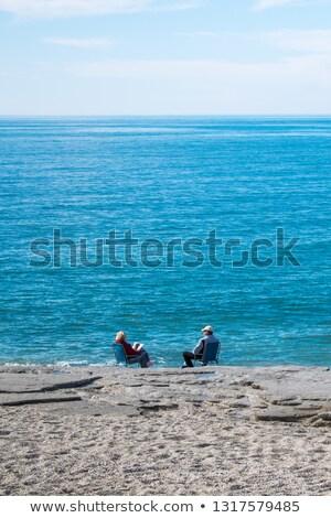 Зрелые фото на пляжу