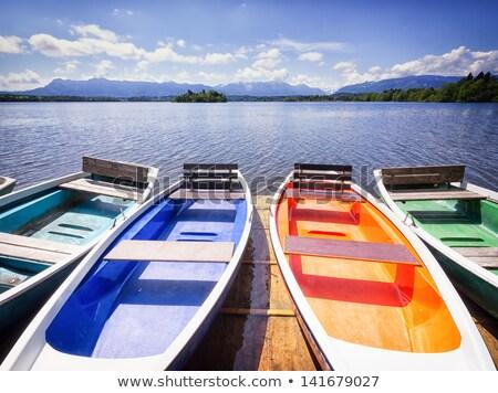 古い · ボート · 破壊 · 海岸 · 海 · スコットランド - ストックフォト © digifoodstock