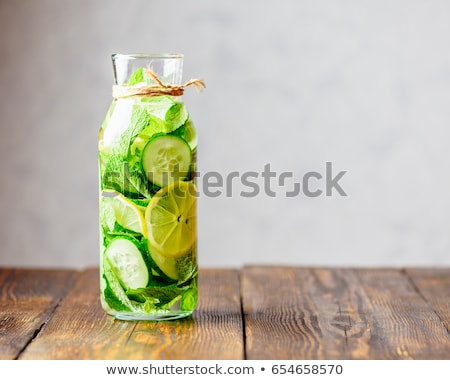 detox water infused Stock photo © M-studio