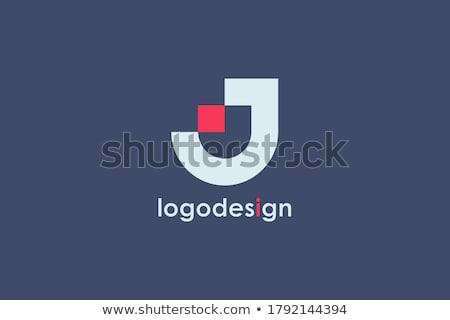 J Logo Concept Stock photo © sdCrea