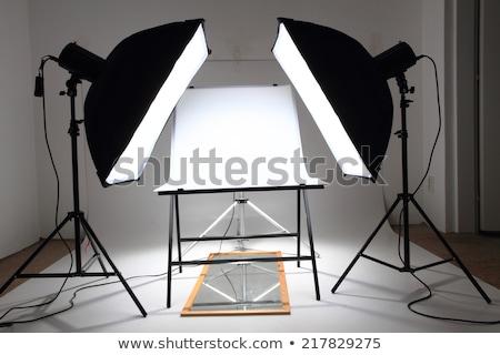 Photography Studio Small Room Stock photo © idesign