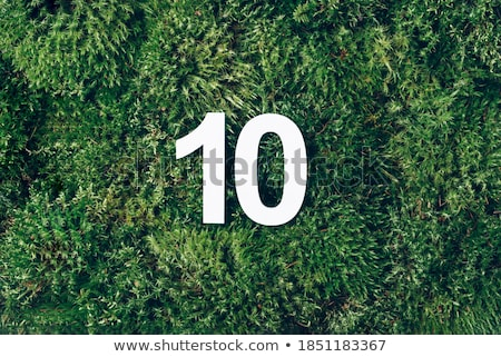 top · dieci · 3D · 10 · grafica - foto d'archivio © nasirkhan