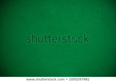 Playing cards, dices and casino chips on poker table Stock photo © wavebreak_media