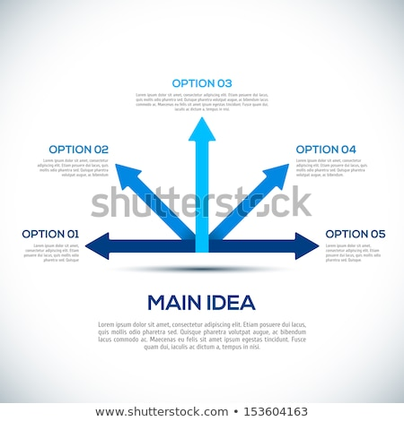 Stockfoto: Business Solutions - Label On The Blue Cursor 3d