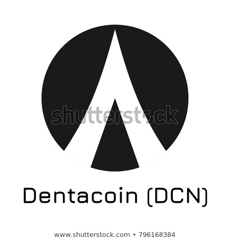 Dentacoin - Digital Currency Illustration. Stock photo © tashatuvango