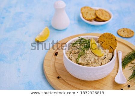 warzyw · chleba · jedzenie · biały · cookie - zdjęcia stock © masay256