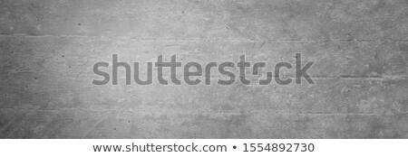 Wood grained concrete wall Stock photo © bobkeenan