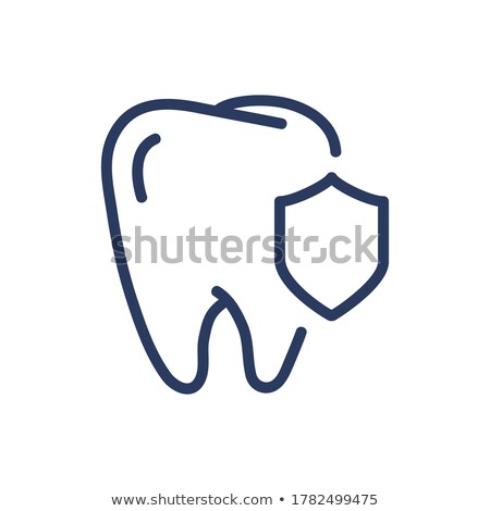 Tooth With Guarantee Stock photo © adamson