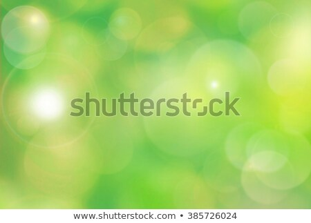 Abstract nature backgound (green bokeh). Stock photo © pashabo