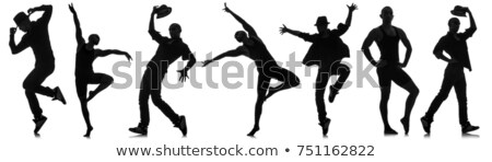 Freestyle Ballet Dancer Stock photo © Forgiss
