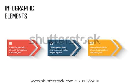 couro · etiqueta · isolado · grande · tamanho · sujo - foto stock © donatas1205