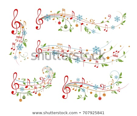 christmas music stock photo © ca2hill