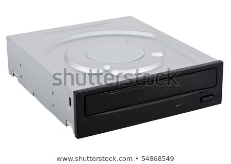 Connected DVD-ROM drive Stock photo © timbrk