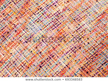 motley wool fabric texture Stock photo © Mikko