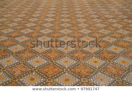 bent · erőd · öreg · palota · piros · homokkő - stock fotó © faabi