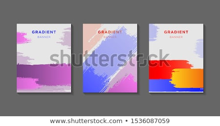 three different sale labels stock photo © muuraa