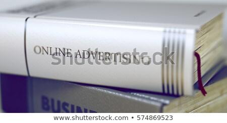 mail · promotie · campagne · e-mail - stockfoto © tashatuvango