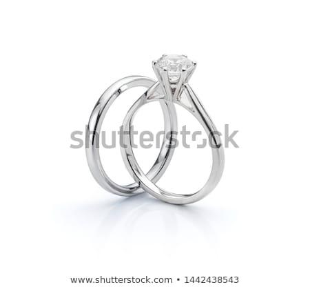 Two rings Stock photo © fotorobs