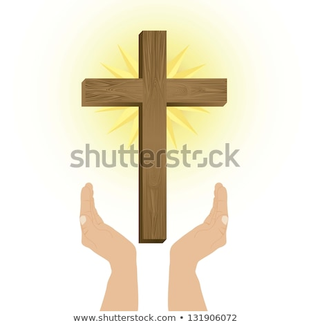 Jesus christ corps sang christian vin Photo stock © user_8545756