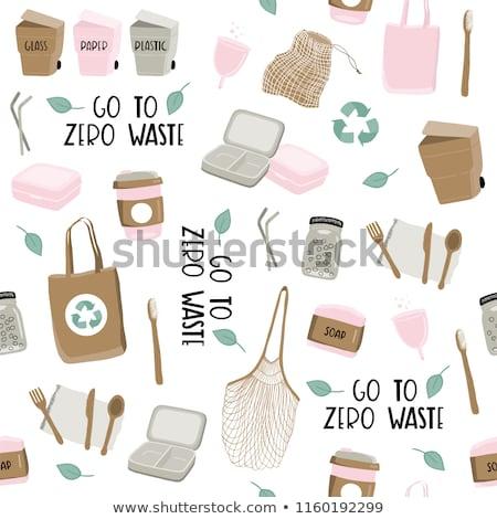 health kit green vector icon design stock photo © rizwanali3d
