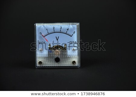 Resistance meter picture Stock photo © cherezoff