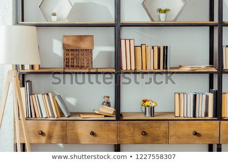 book rack stock photo © oneo2