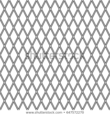 Stock photo: Diamonds Parquet Seamless Floor Pattern