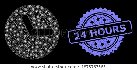 Round-the-clock service, whole stock photo © Oakozhan