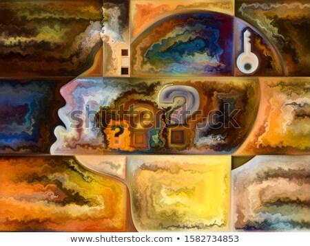 iç · dünya · global · kapalı · ekolojik · Bina - stok fotoğraf © 5xinc