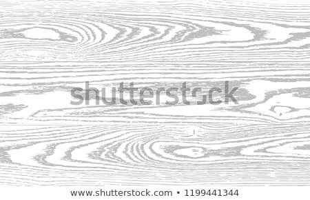 Grain de bois surface full frame gris bois meubles Photo stock © prill