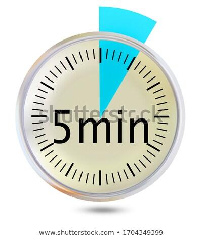 break time   inscription on watch 3d stock photo © tashatuvango