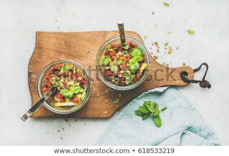 Vegan energy salad  Stock photo © YuliyaGontar