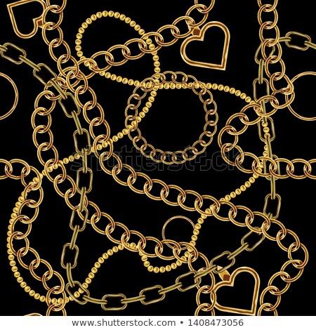 золото · небольшой · хаотический - Сток-фото © artspace